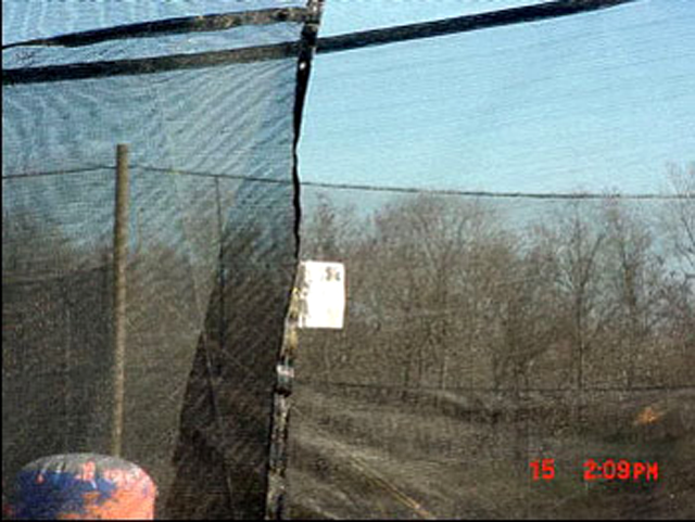 K pro paintball netting